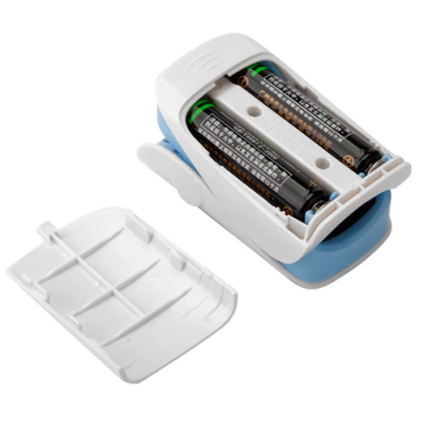 fitconn pulse oximeter battery